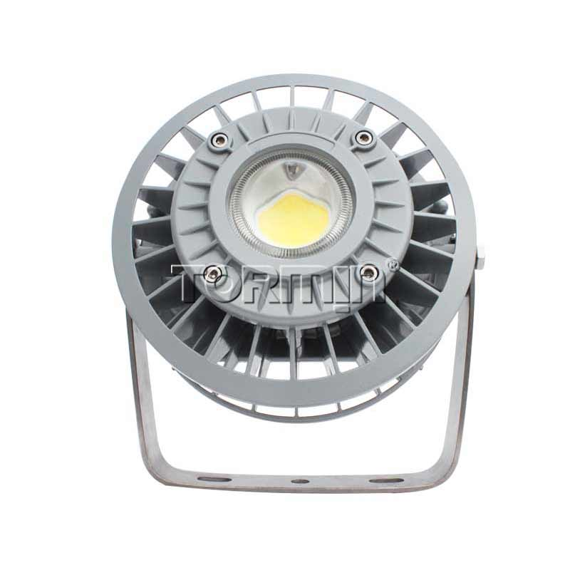 ATEX seamless anti-corrosion LED ceiling  light bracket mounting outdoor explosion proof LED flood light fixtures