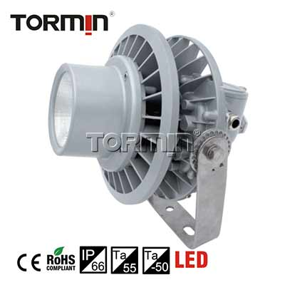 IP66 CE Explosion Proof LED projector lamp Explosion Proof LED spotlight