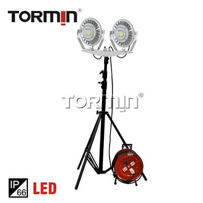 High power Portable Mobile tripod Light Tower