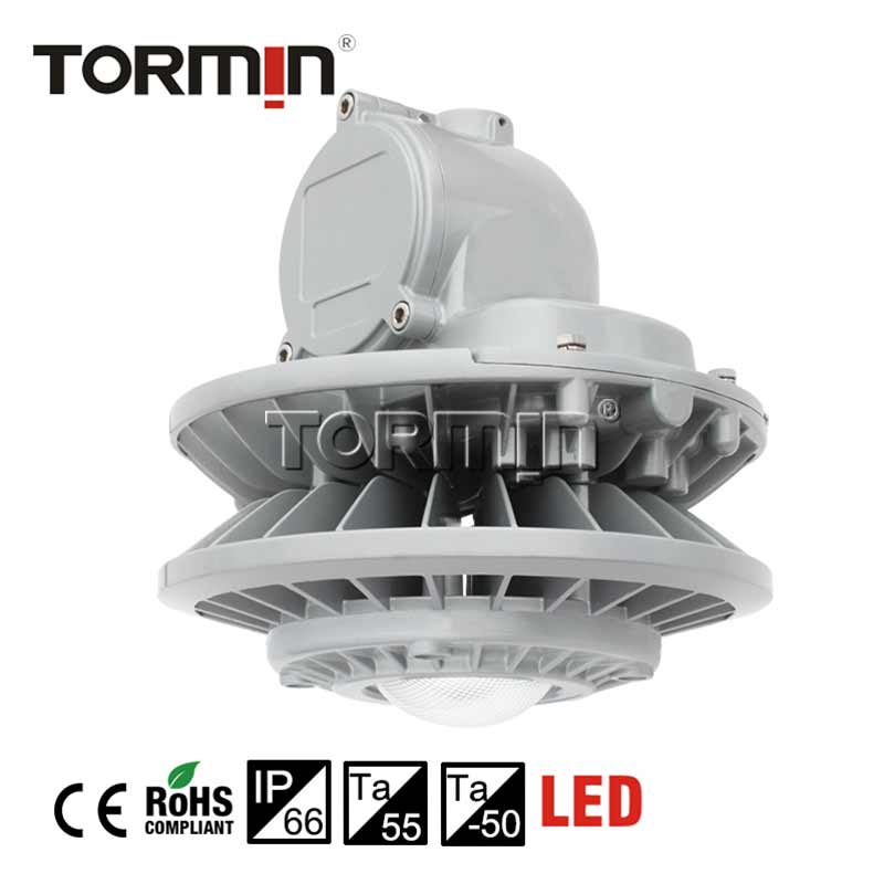 CE Rohs super bright waterproof IP66 LED low mounting height lamp